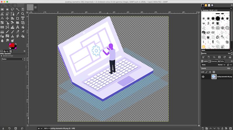 GIMP 2