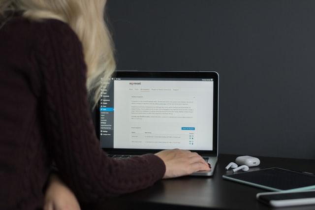 WordPress Internet Design