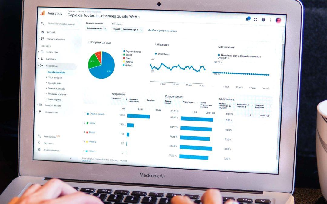 google analytics universal analytics google analytics 4 reports goals