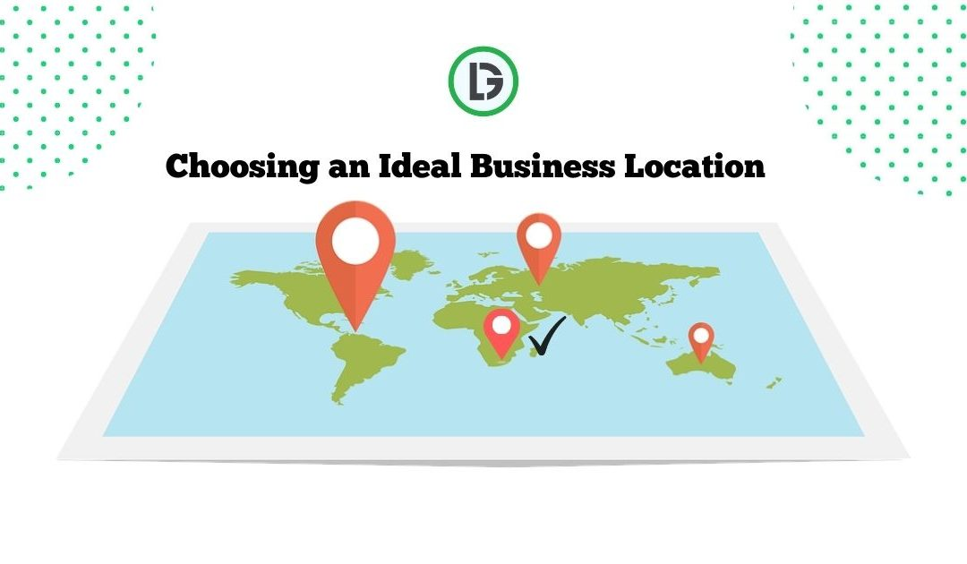 Ideal Business Location South Africa