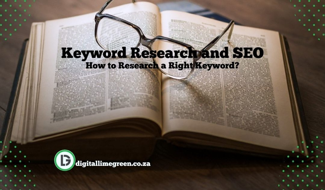 How to perform keyword research?