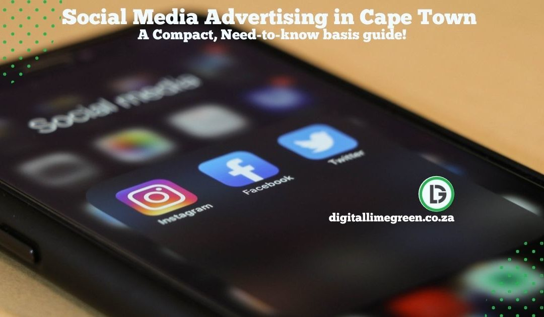 Social Media Advertising in Cape Town
